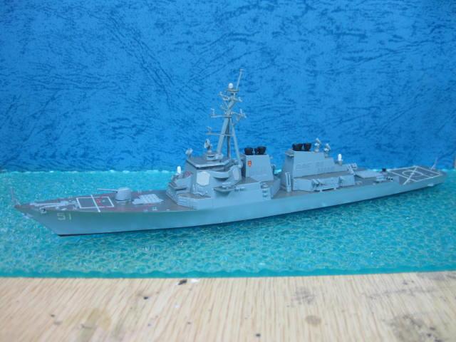 DDG-51 ARLEIGH BURKE の3