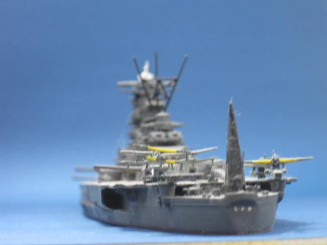 戦艦武蔵 発砲 ?