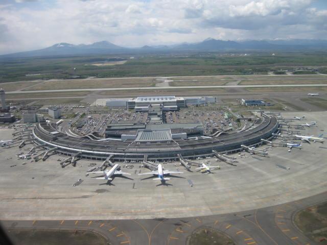新千歳空港 2015