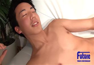 [男のプリケツ] 超爽やかイケメン男子、乳首が感じちゃいます !!
