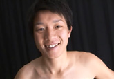 ゲイ動画:あっさり素朴系22歳男子もしかしてケツが !!