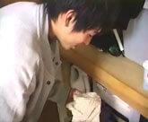 ゲイ動画:仮性包茎・可愛い男子の部屋に潜入 !!