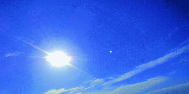 6月4日、満月(3日)の翌日の朝日4
