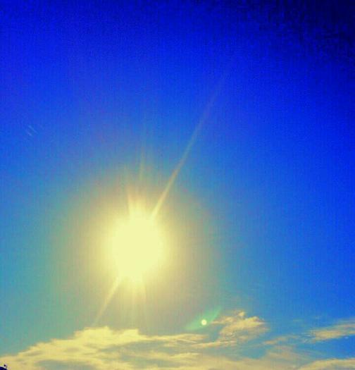 6月4日、満月(3日)の翌日の朝日3