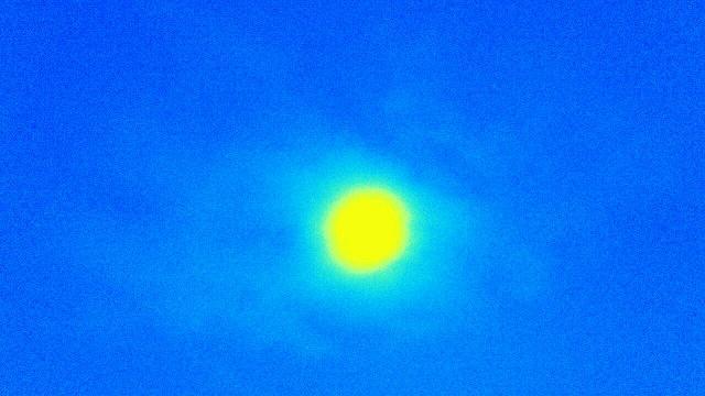 6月3日、雨上がりの美しい満月16