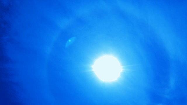5月27日、10時31分天使の太陽リング3