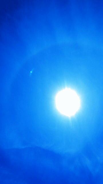 5月27日、10時31分天使の太陽リング4