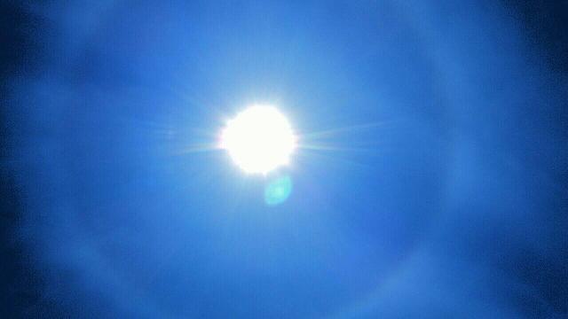 5月17日午前11時17分天使の太陽リング1