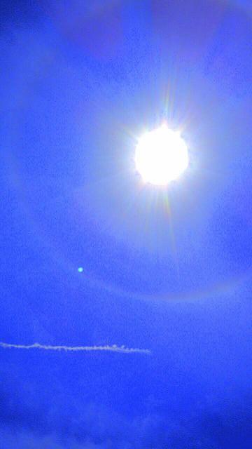 5月17日午前11時17分天使の太陽リング3
