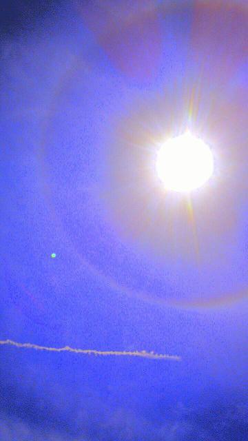 5月17日午前11時17分天使の太陽リング6