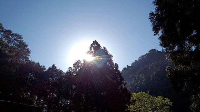 5月11日午前10時52分の天使の太陽リング6