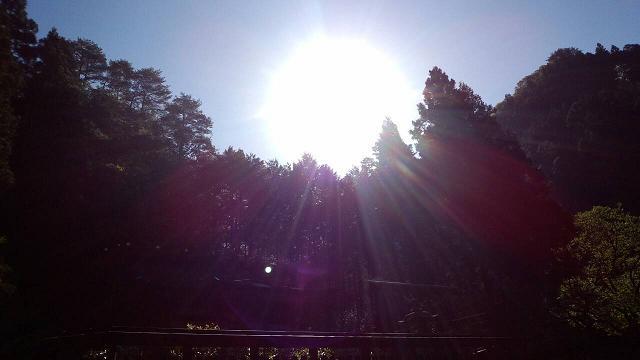 5月11日午前10時52分の天使の太陽リング7