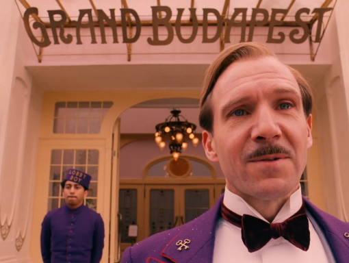 The Grand Budapest Hotel 14