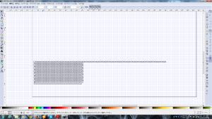 編み図製作中