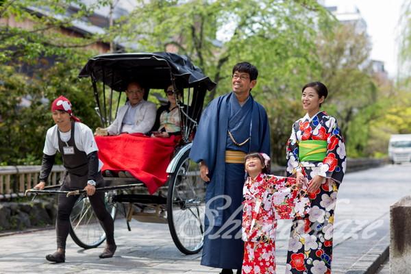 柊家別館 京都旅行