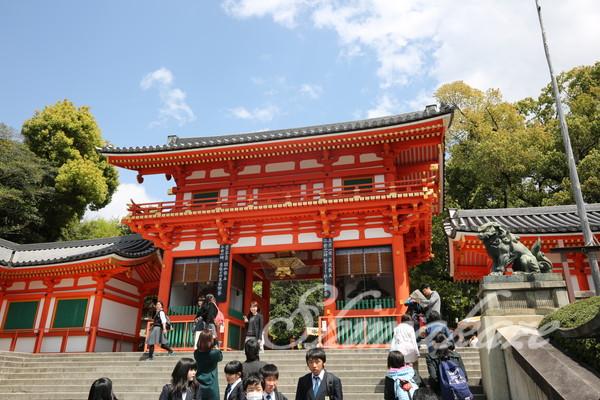 京都旅行、都路里パフェ