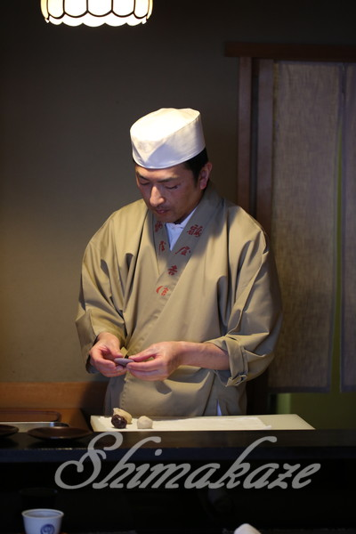 日本京都旅行 鶴屋吉信