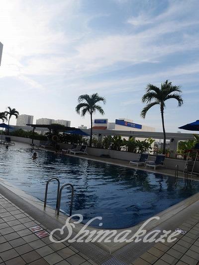 マレーシア、ペナン島旅行、ジョージタウン散策