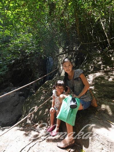 バンペ―の滝、国立公園、プーケット観光ツアー