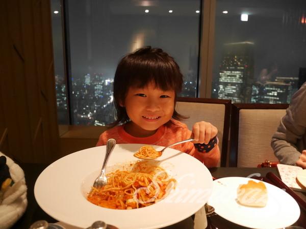 シャングリラホテル東京、なだ万ディナー