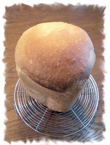 パンを焼くコトをおぼえていました
