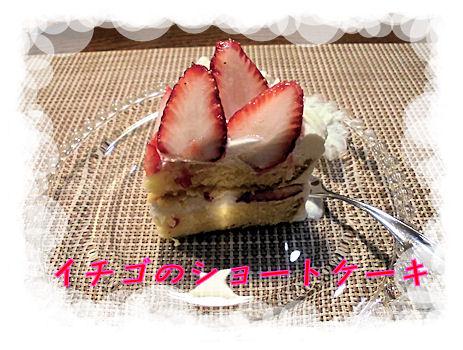 なるさんケーキ