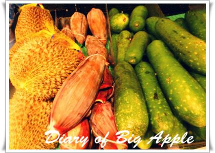 トロピカルfruit&vegetable
