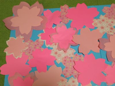 s_桜菜の花12