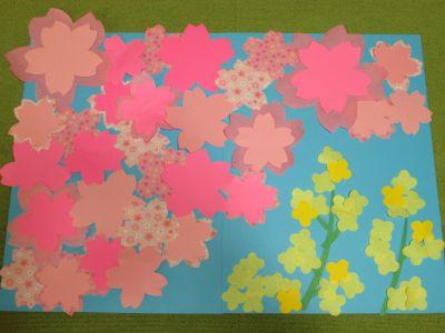 s_桜菜の花17