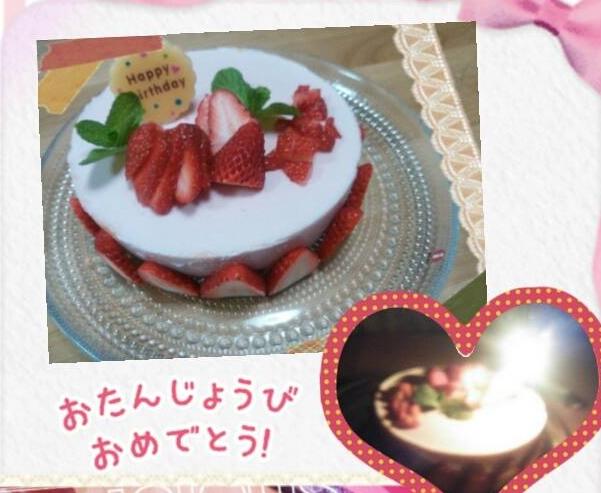 娘のケーキ-crop