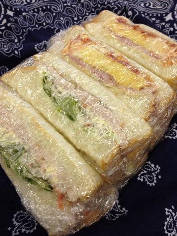サンドイッチ 銀座