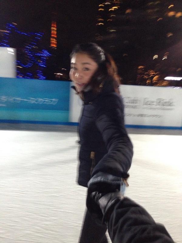 ミッドタウン スケート 中村りえ子