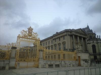 ヴェルサイユの門1