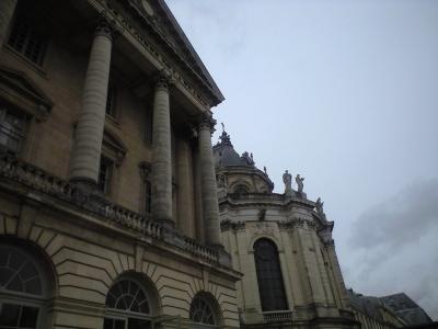 ヴェルサイユ宮殿屋根