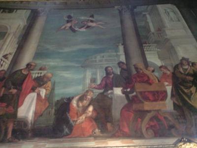 ヴェルサイユの絵画