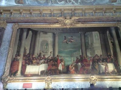 ヴェルサイユの絵画1