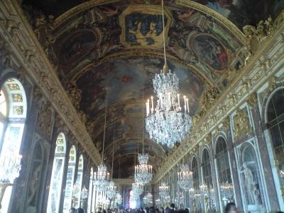 ヴェルサイユ鏡の間2