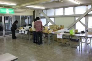 スプリングフェレットショー2015(会場設営)4
