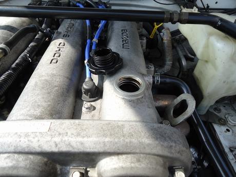 エンジンオイル交換2