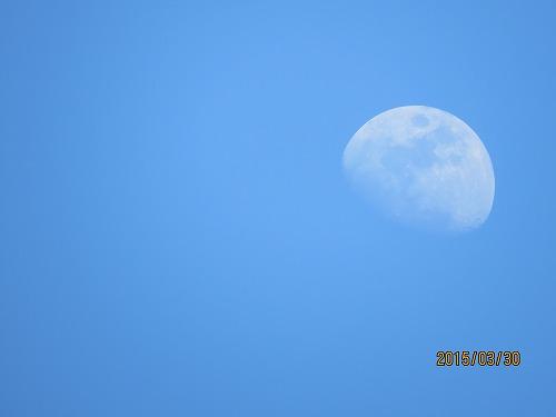 お月さん2