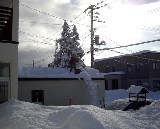 s-607-3雪下ろし