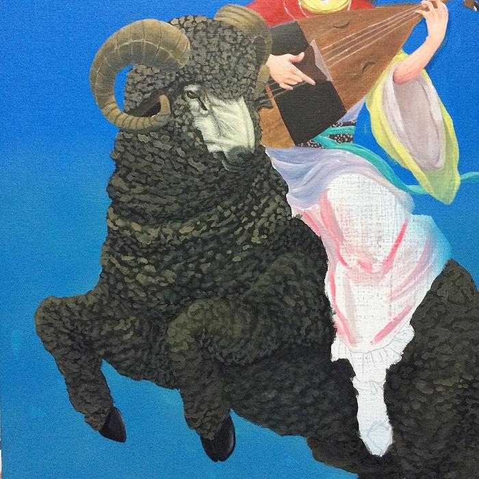 2015 弁財天 未年 龍虎ブログ えすかるGO