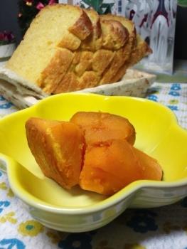 20141222かぼちゃ山食by花梨酵母1