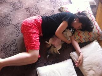 二度寝チマさん2