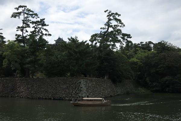 松江のシンボル 松江城
