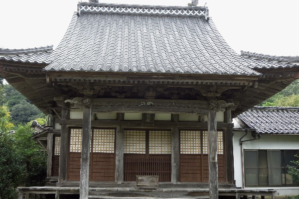 石見銀山  観世音寺