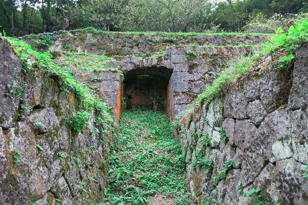 石見銀山 清水谷製錬所跡