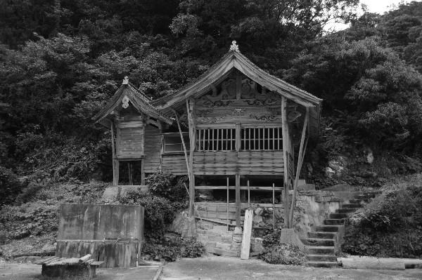 ゆのつ沖泊 恵比須神社