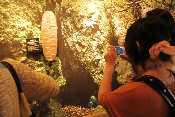 石見銀山 世界遺産センター 展示室