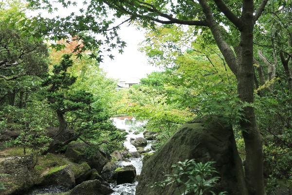 由志園 日本庭園